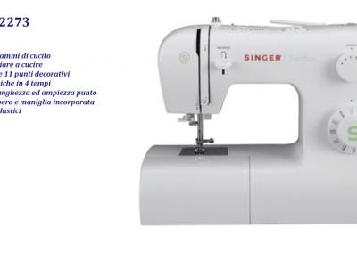 macchine da cucire singer